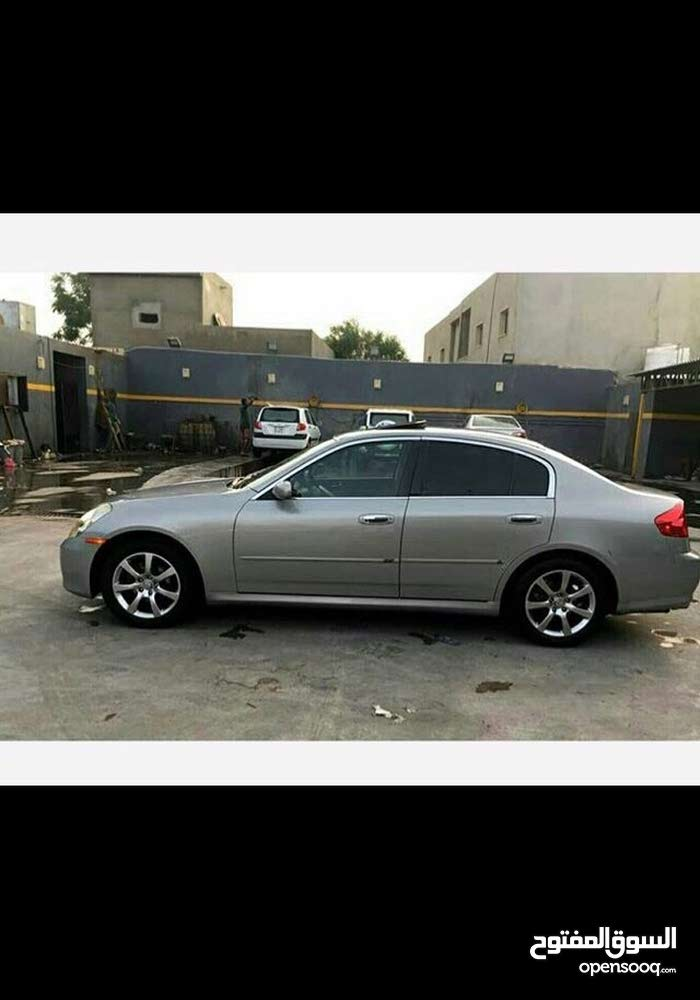 km Infiniti G35 2007 for sale