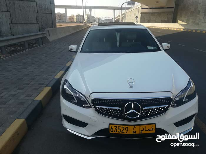 White Mercedes Benz E350e 2012 for sale