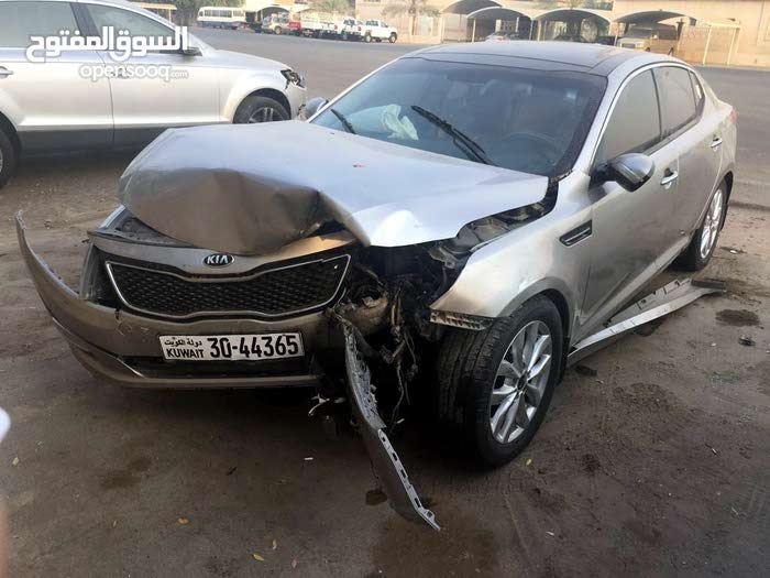 Used condition Kia Optima 2014 with 0 km mileage