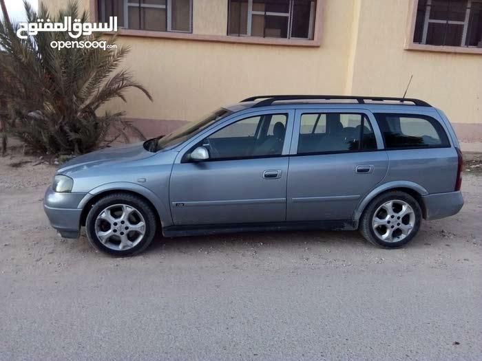 Manual Used Opel Astra