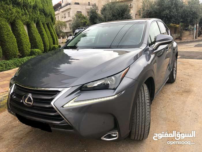 20,000 - 29,999 km mileage Lexus NX for sale