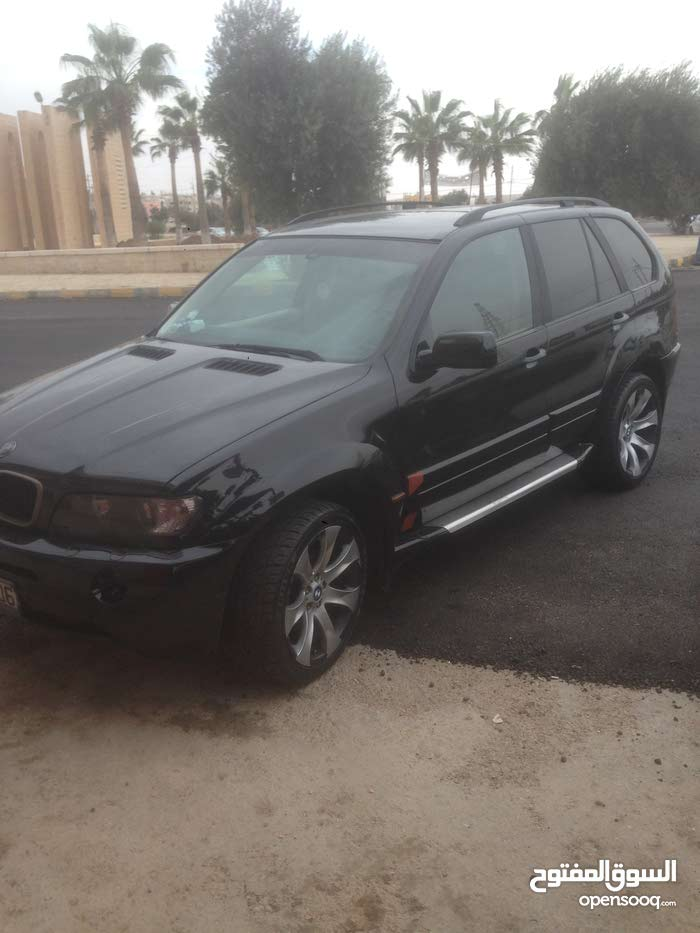Available for sale! 1 - 9,999 km mileage BMW X5 2001