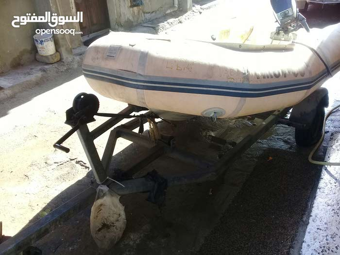Used boat is available for sale