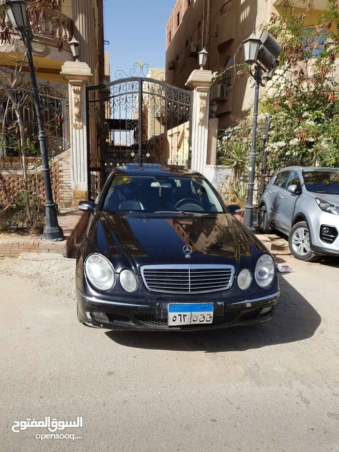 Mercedes Benz E 240 for sale in Cairo