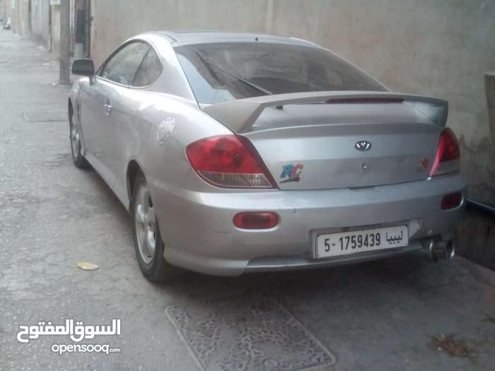 Manual Hyundai 2001 for sale - Used - Benghazi city