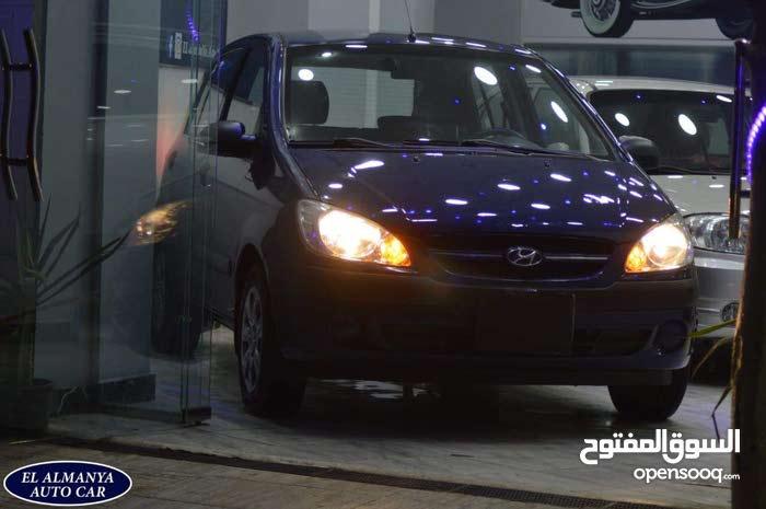 Used Hyundai Getz for sale in Dakahlia