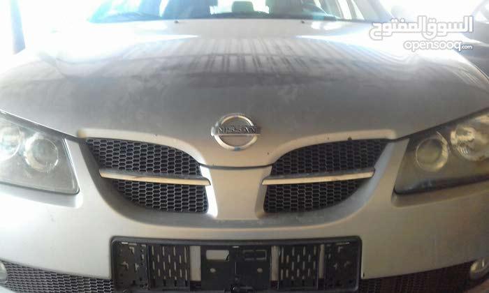 Manual Nissan 2004 for sale - Used - Gharyan city
