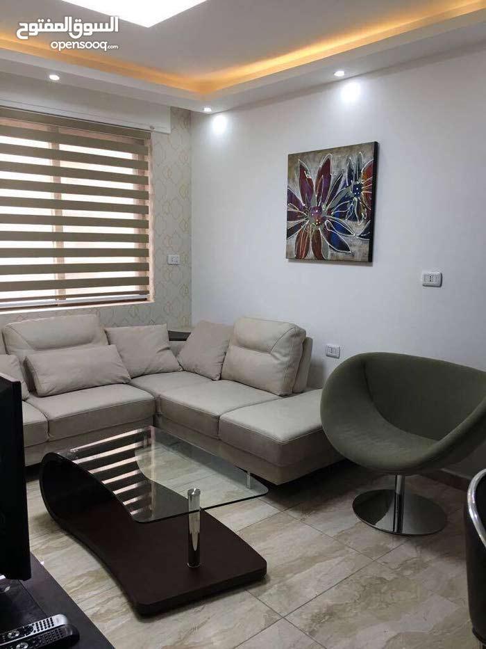 Deir Ghbar neighborhood Amman city - 75 sqm apartment for rent