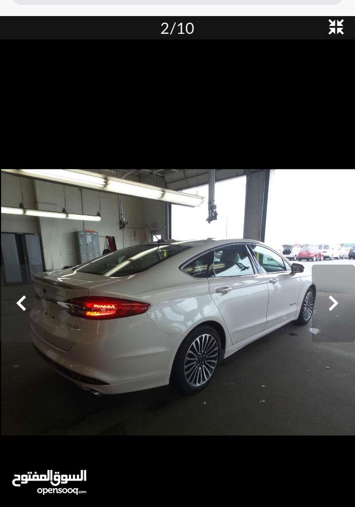 2017 Fusion for sale