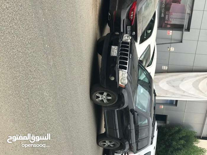 Jeep Grand Cherokee 2005 For sale - Black color