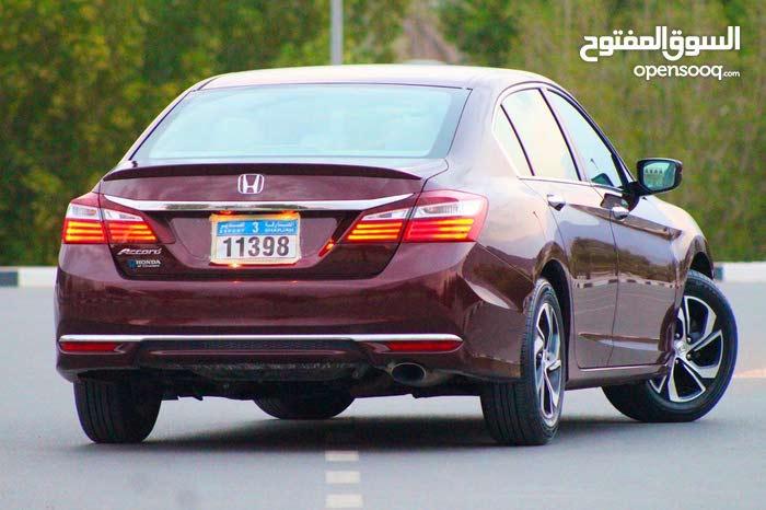 1 - 9,999 km mileage Honda Accord for sale
