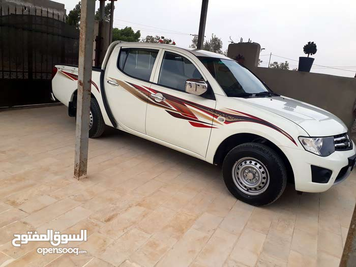 2015 New L200 with Manual transmission is available for sale