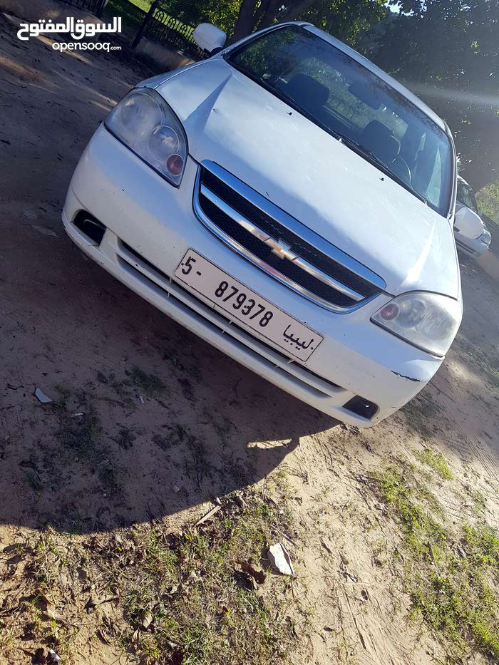 Chevrolet Optra for sale in Tripoli