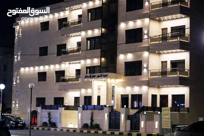Ground Floor  apartment for sale with 3 rooms - Amman city Airport Road - Nakheel Village