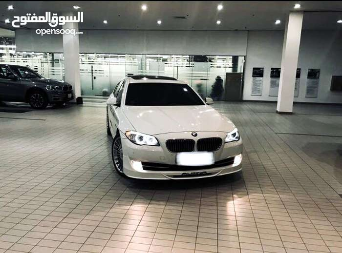 BMW 535 car for sale 2013 in Dammam city