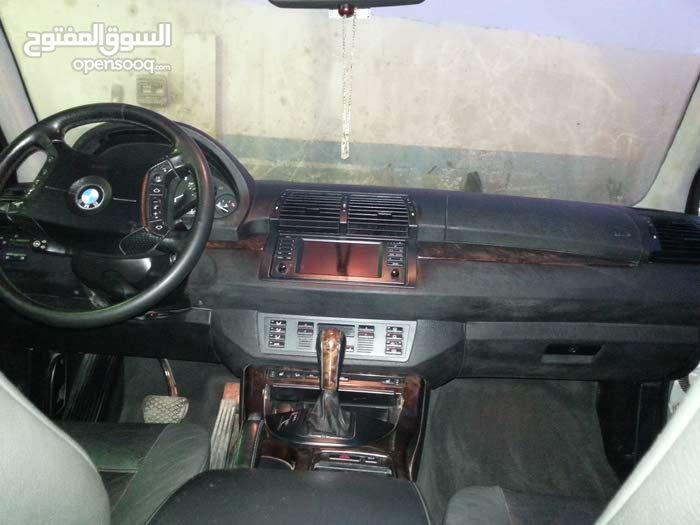 BMW X5 2004 - Tripoli