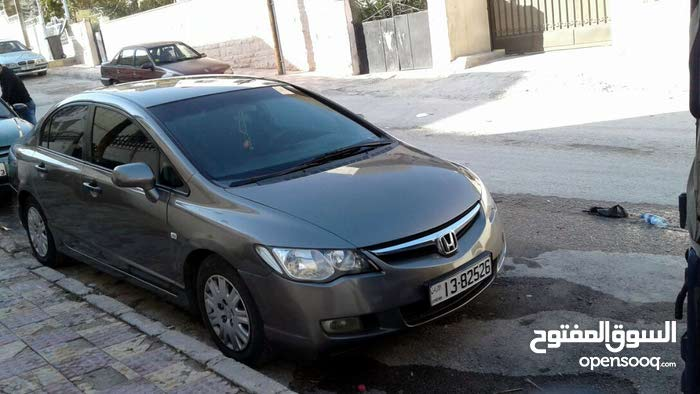 Automatic Grey Honda 2006 for sale