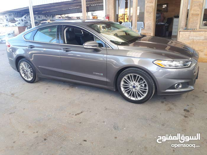 Used Ford Fusion 2013