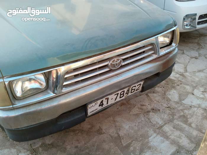 Used condition Toyota Hilux 1999 with 70,000 - 79,999 km mileage