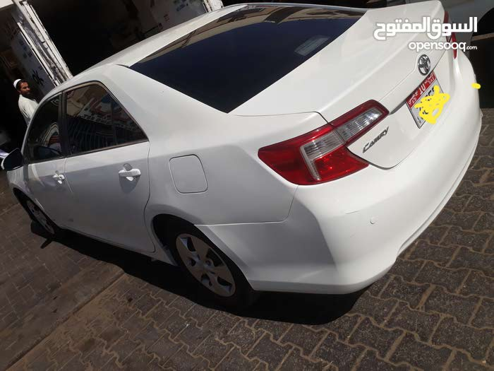2014 Toyota Camry for sale in Al Ain