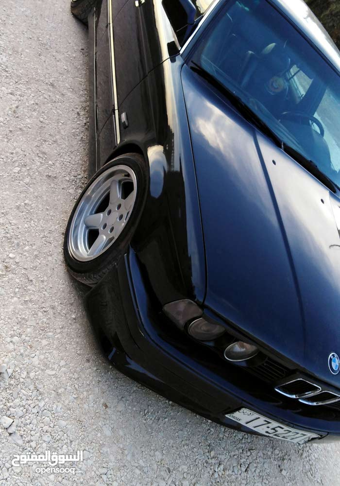 BMW 520 1991 - Manual