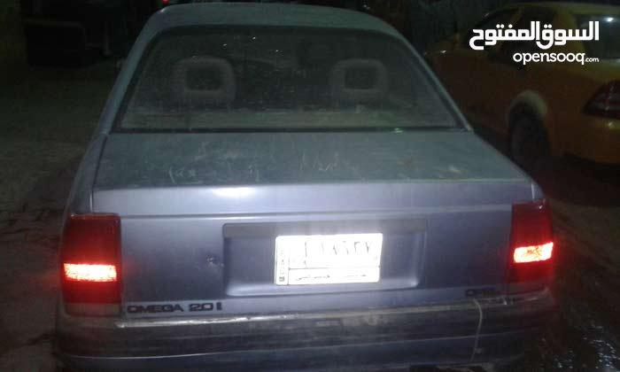 سيارة اوبل 1992 صالون 15$
