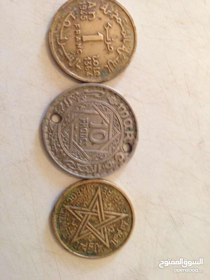 قطع نقدية مغربية