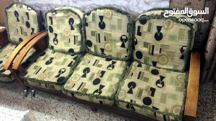 Baghdad – A Sofas - Sitting Rooms - Entrances that's condition is Used