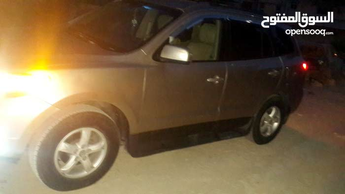 Hyundai Santa Fe 2008 For sale - Brown color