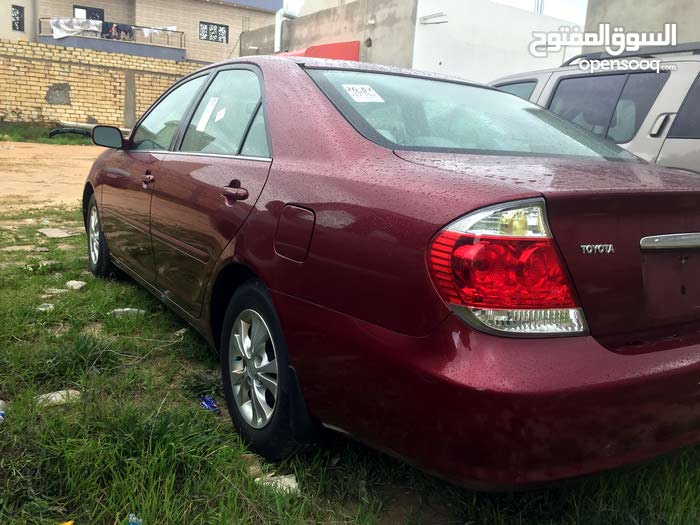 Toyota Camry car for sale 2006 in Tripoli city