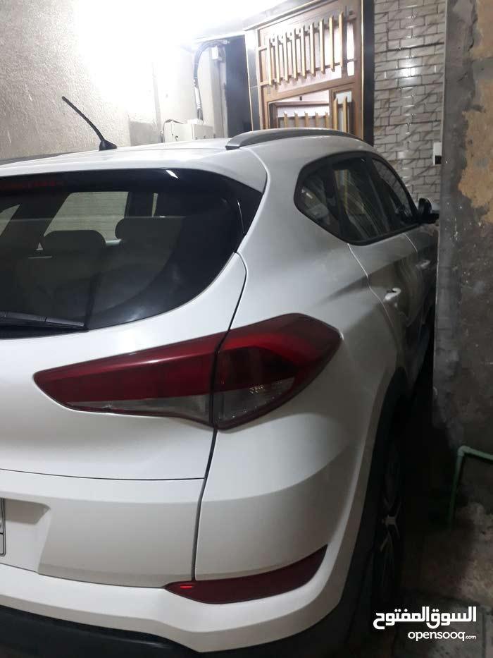 Hyundai Tucson car for sale 2016 in Basra city