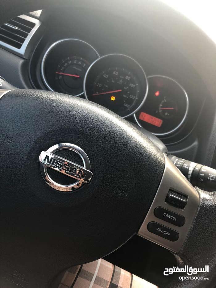 Automatic Nissan 2012 for sale - Used - Liwa city