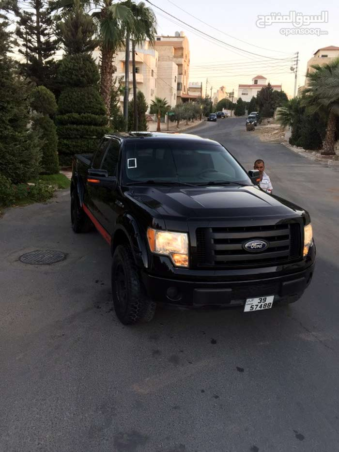 Black Ford F-150 2010 for sale