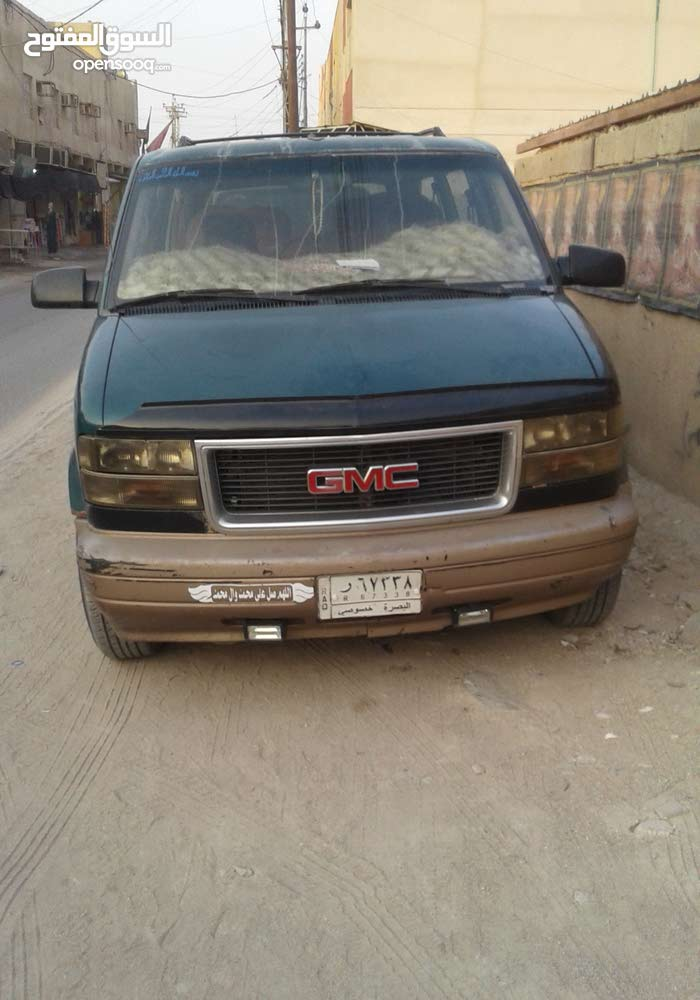 Automatic GMC 2000 for sale - Used - Basra city