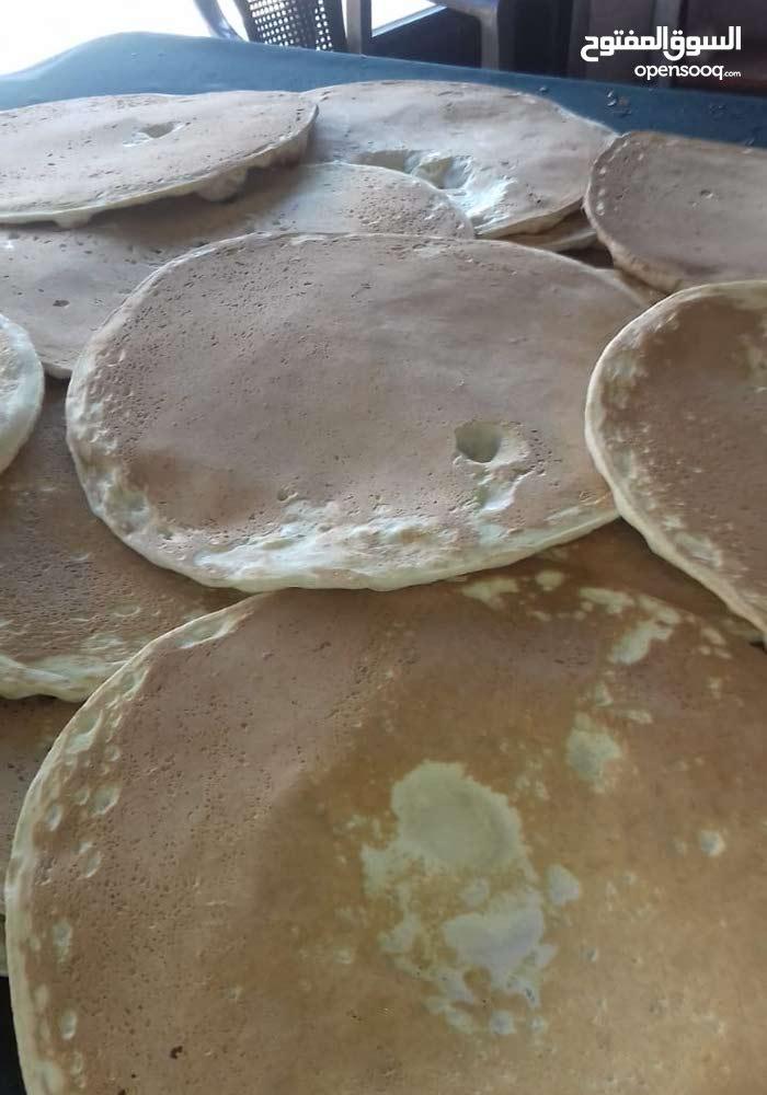 إنا خباز جميع أنواع الخبز العربي