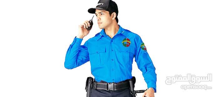 مطلوب رجال أمن جادين للعمل ( وظيفة حراس أمن )