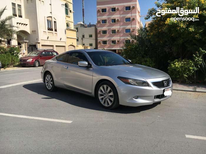 Honda Accord V6 2010 (Silver)