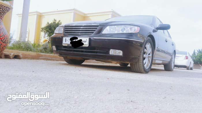 Used condition Hyundai Azera 2008 with 90,000 - 99,999 km mileage