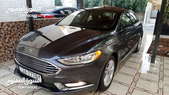 Used Ford Fusion 2018
