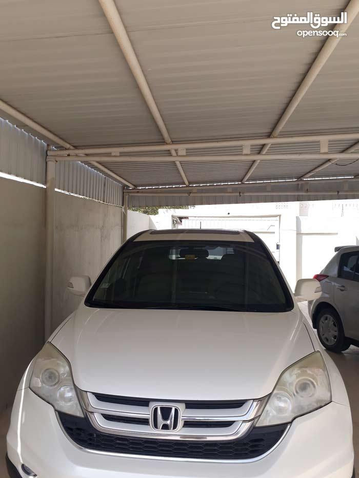 Gasoline Fuel/Power   Honda CR-V 2011