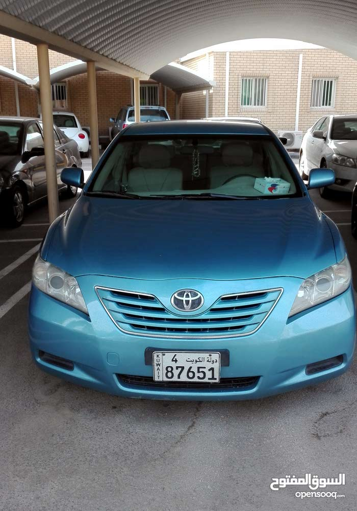 Used condition Toyota Camry 2007 with 170,000 - 179,999 km mileage