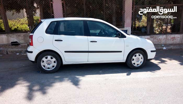 2002 Used Polo with Automatic transmission is available for sale