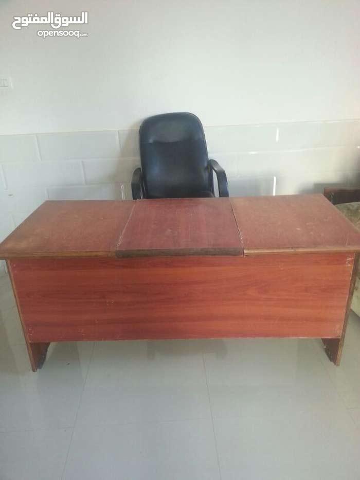 مكتب وكرسي ب220 شيقل