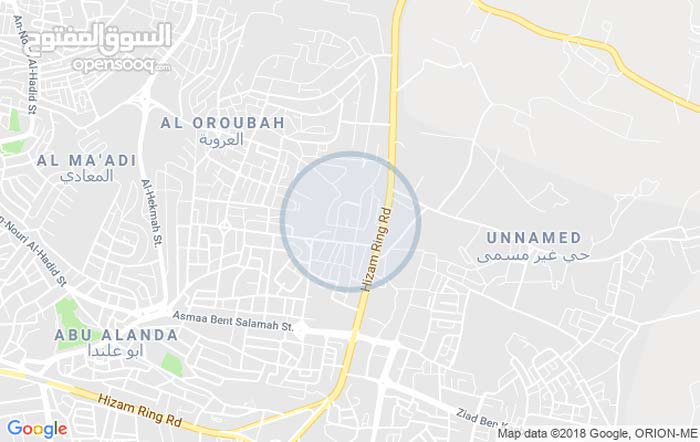 Abu Alanda neighborhood Amman city - 160 sqm apartment for rent