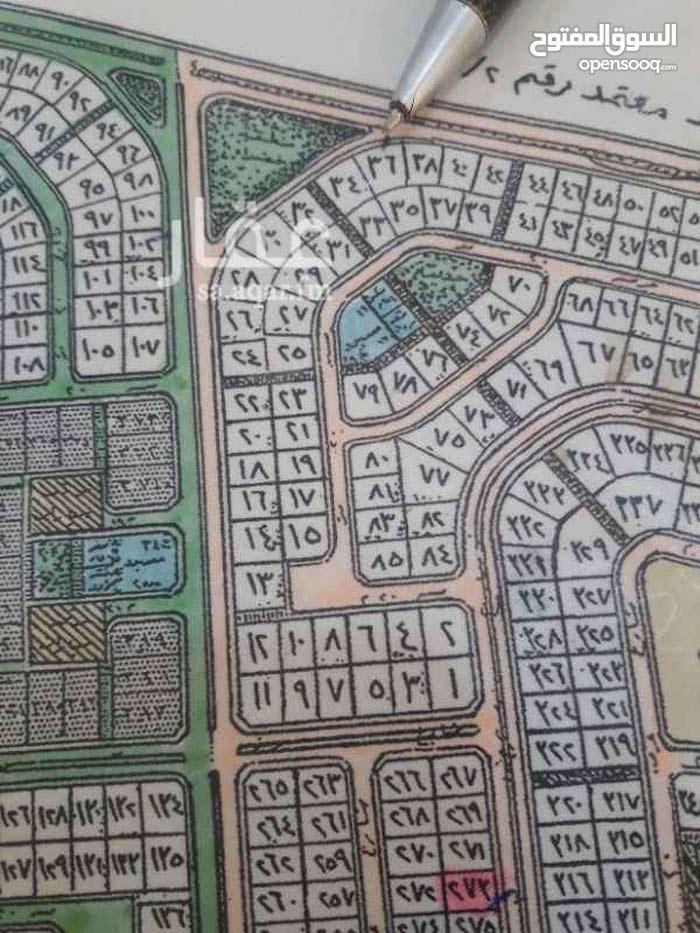 أرض للبيع بمخطط 128 بالعزيزية الخبر حرف ج مساحه 1225م