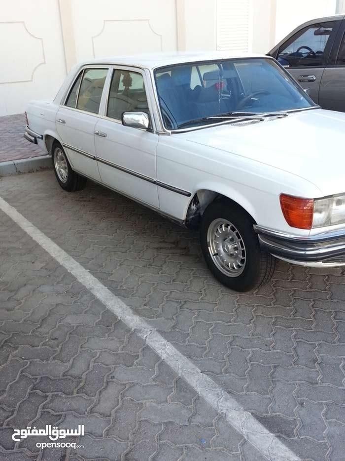 Mercedes Benz S 280 1980 in Abu Dhabi - Used