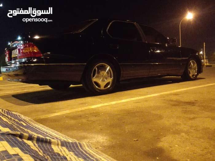 Lexus LS 2000 For sale - Beige color
