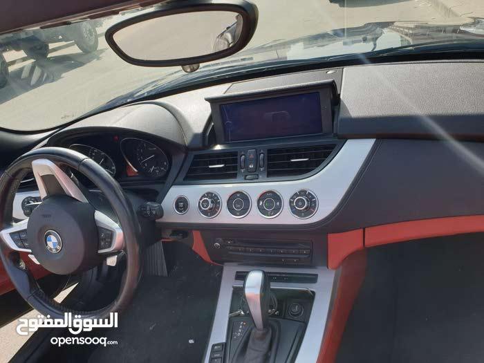 BMW Z4 2010 بحاله جيده للبيع