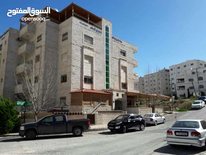 Second Floor  apartment for sale with 3 rooms - Amman city Daheit Al Rasheed