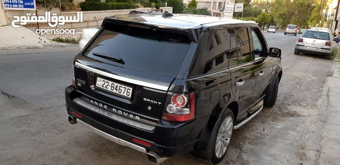 Used Land Rover Range Rover Sport in Amman